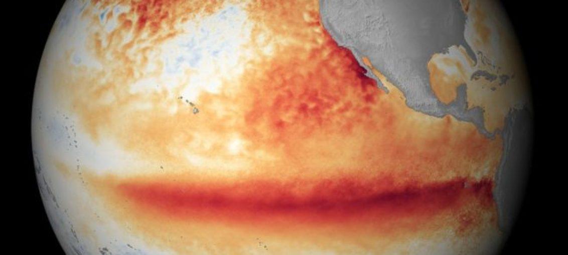 Alerta sobre el regreso del fenómeno El Niño