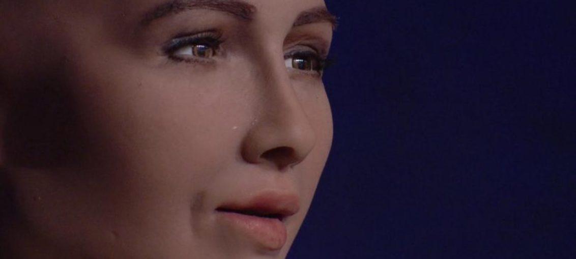 Androide sueña con ser tan inteligente como los humanos