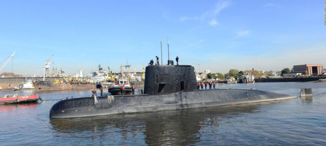 Confirman hallazgo del submarino ARA San Juan