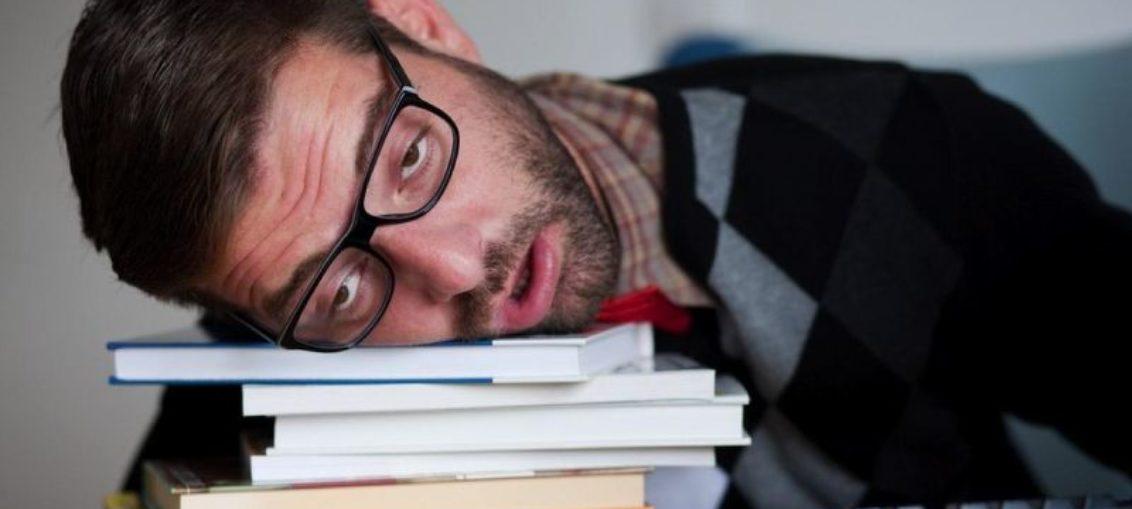 Cuéntale al neurólogo que no duermes bien