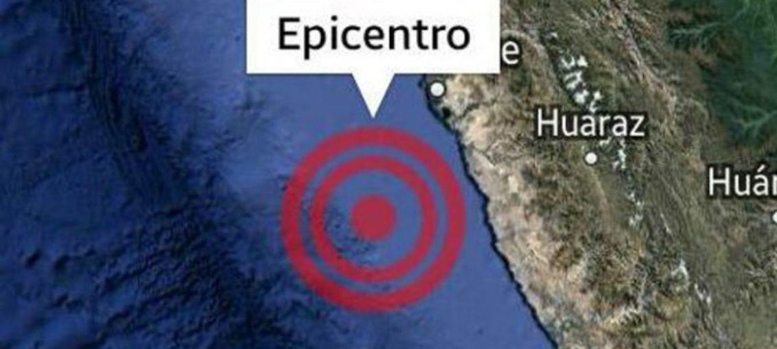 Cuatro heridos por sismos en Perú