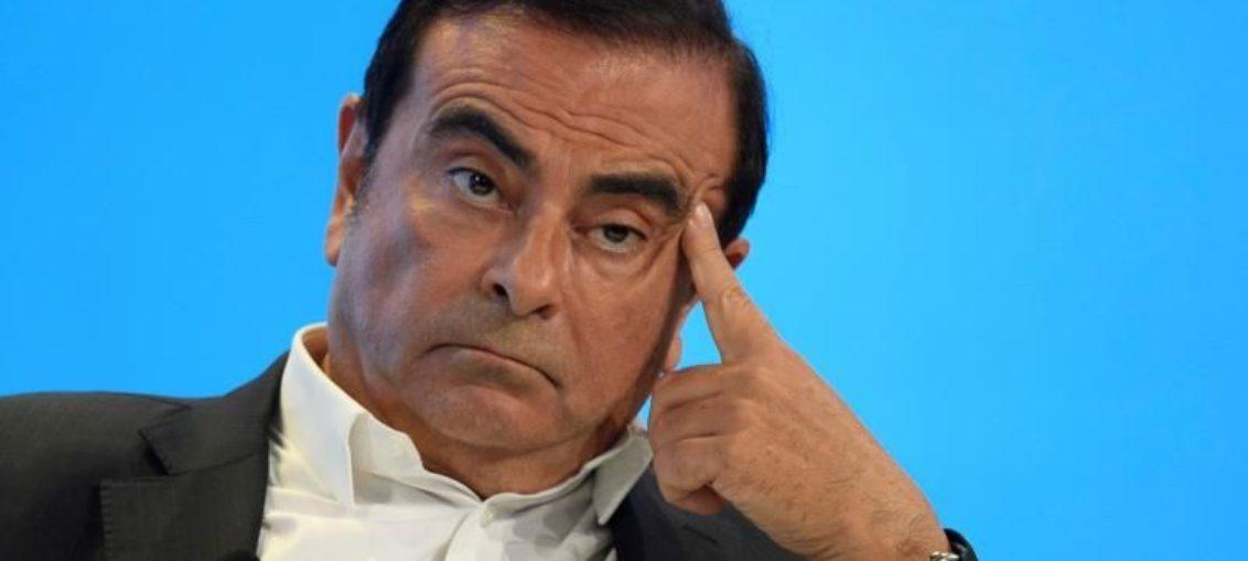 Detienen a máximo dirigente de Nissan por irregularidades fiscales