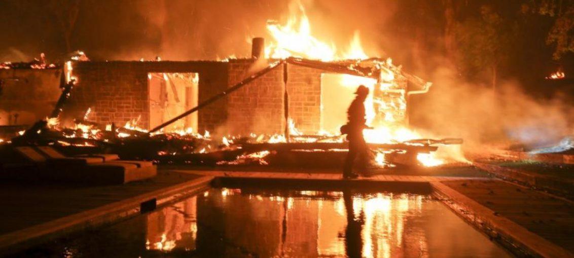 Incendios en California dejan más de mil desaparecidos