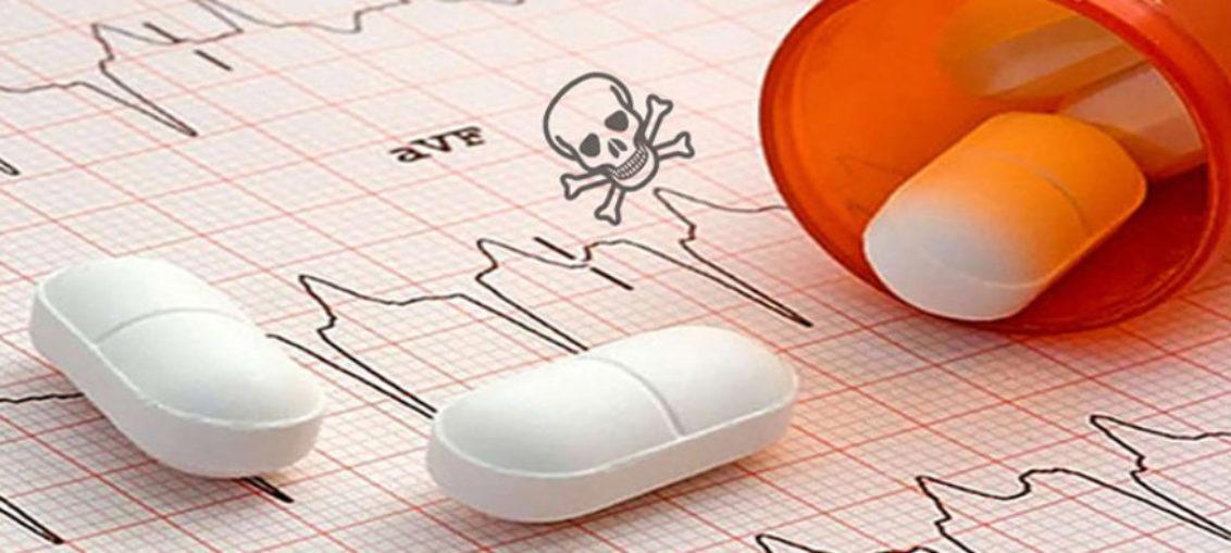 Lote de antihipertensivo contaminado con sustancia carcinógena