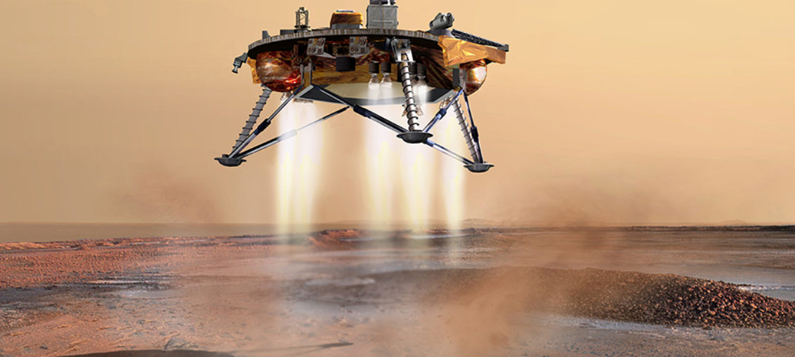 Marte está a punto de recibir visitas terrícolas