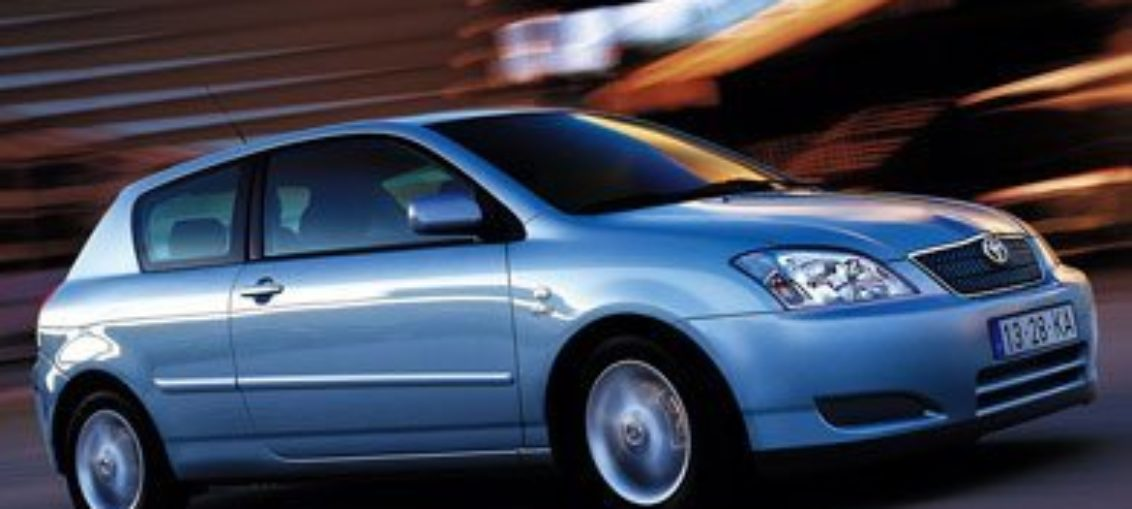 Toyota retira más de un millón de coches por bolsa de aire