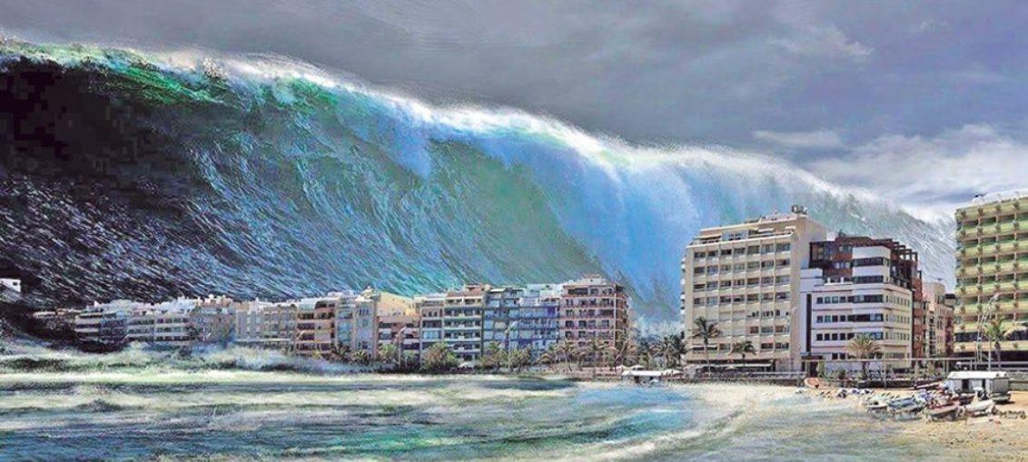 Tsunamis se llevaron 280.000 millones de dólares en 20 años