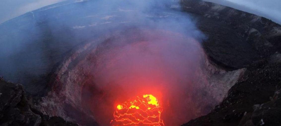 Zona volcánica promete repetir el destino de Pompeya
