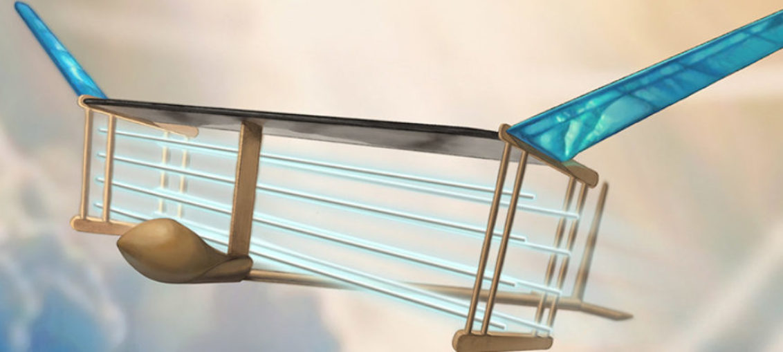 Desarrollan avión con propulsión electroaerodinámica