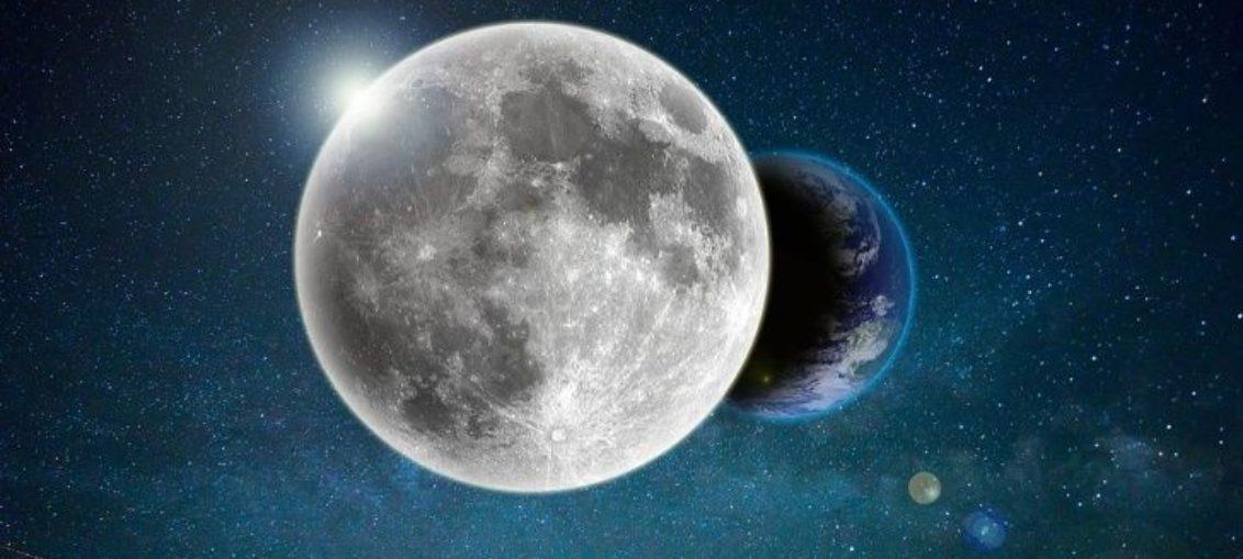 Extraños terremotos también ocurren en la Luna